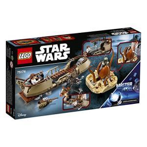 Lego Star Wars 75174 Fuga dal deserto sullo Skiff