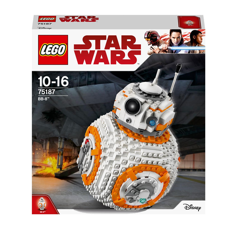 Star wars 75187 bb 8