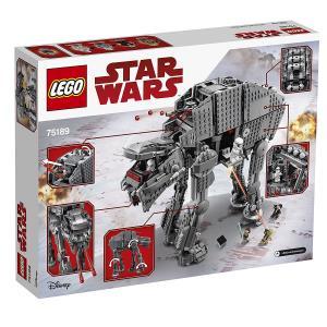 Star wars 75189 first order heavy assault walker