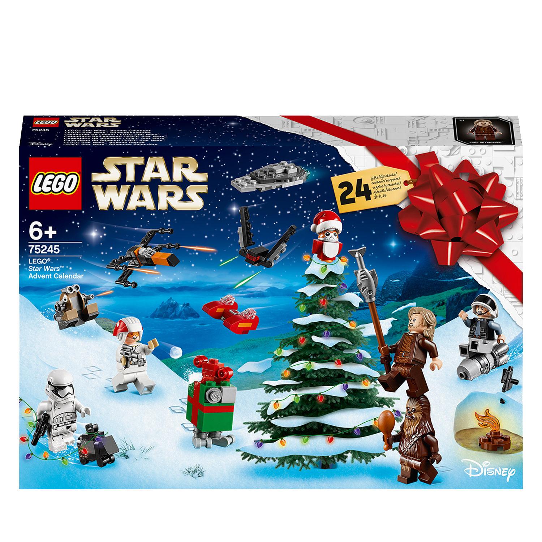 Lego Star Wars 75245 Calendario dell'Avvento