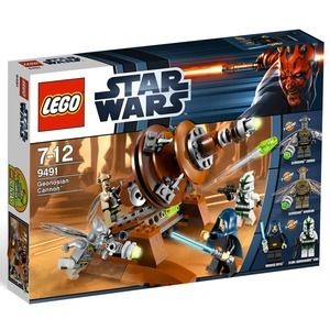Lego Star Wars 9491 Cannone Geonosian