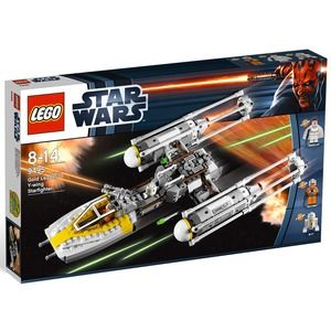 Lego Star Wars 9495 Gold Leader's Y-wing Starfighter