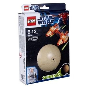 Lego Star Wars 9678 Twin-Pod Cloud Car & Bespin