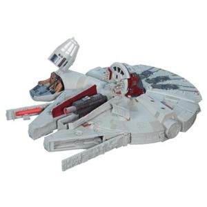 Star wars il risveglio della forza millennium falcon azione da battaglia