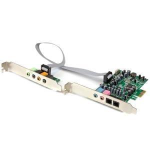 Startech com 7 1 channel sound card