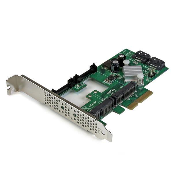 StarTech.com PEXMSATA3422
