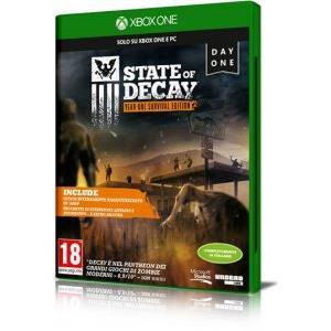 Microsoft State of Decay: Year-One Survival Edition