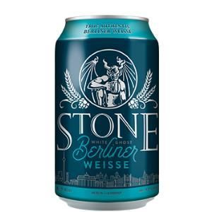 Stone Brewing White Ghost Berliner Weisse