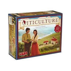 Stonemaier Games Viticulture Essential
