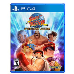 Capcom Street Fighter 30th Anniversary Collection