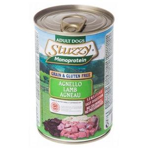 Stuzzy Dog Monoprotein Agnello - umido