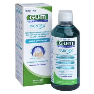 Sunstar Gum Collutorio Paroex Azione quotidiana