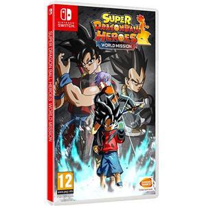 Bandai Namco Super Dragon Ball Heroes World Mission