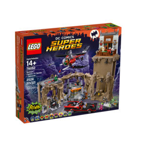 Lego Super Heroes 76052 Batman Classic TV Series Batcave