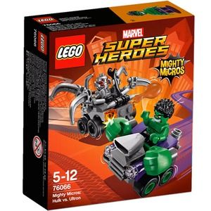 Lego Super Heroes 76066 Mighty Micros Hulk Contro Ultron