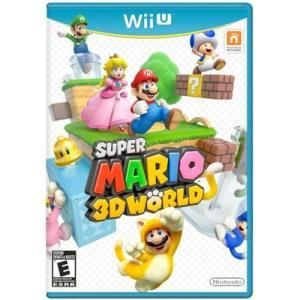 Nintendo Super Mario 3D World