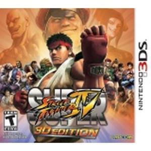 Capcom Super Street Fighter IV 3D Edition