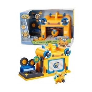Super Wings Officina di Donnie