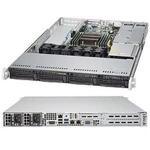 Supermicro SuperServer 5018R-WR