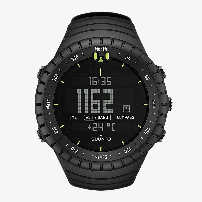 Suunto suunto core all black