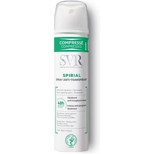 SVR Spirial Deodorante Spray Antitraspirante 75ml
