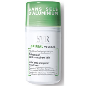 SVR Spirial Vegetal Deodorante Roll-On