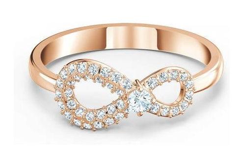 Swarovski Infinity Rose Gold 5518871