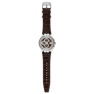 Swatch Right Track Brown