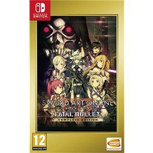 Bandai Namco Sword Art Online: Fatal Bullet