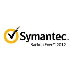 Symantec Backup Exec 2012 Deduplication Option