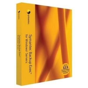 Symantec Backup Exec for Windows Servers 12.5 Agent for Microsoft Active Directory