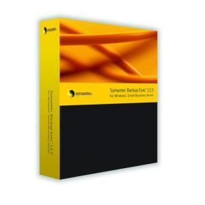 Symantec Backup Exec for Windows Small Business Server 12.5 Standard Edition