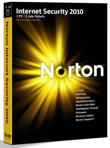 Norton Internet Security 2010 (Upgrade)