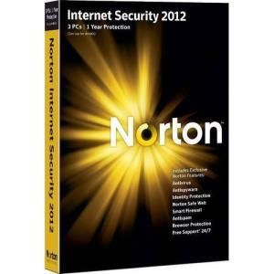 Norton Internet Security 2012 (3 PC)