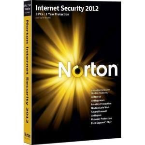 Norton Internet Security 2012 (3 PC) (Upgrade)