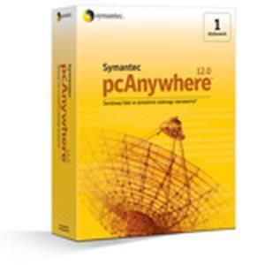 Symantec pcAnywhere Host & Remote 12.1 (Upgrade)