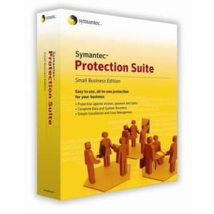 Symantec Protection Suite Small Business Edition 4