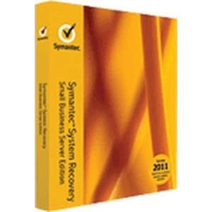Symantec System Recovery 2011 Small Business Server Edition