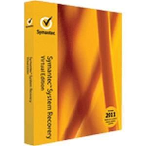 Symantec System Recovery 2011 Virtual Edition