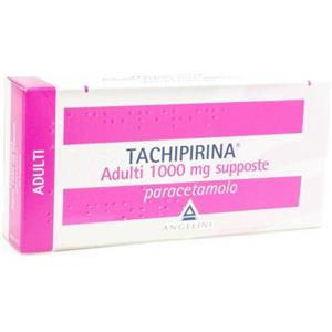 Angelini Tachipirina adulti 1000mg 10 supposte