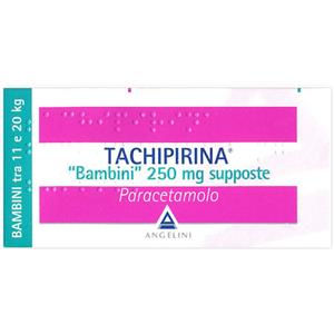 Angelini Tachipirina bambini 10supposte 250mg
