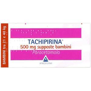 Angelini Tachipirina 500mg 10 supposte bambini
