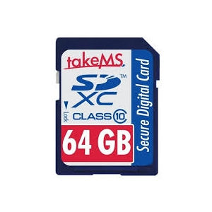 takeMS SDXC 64 GB
