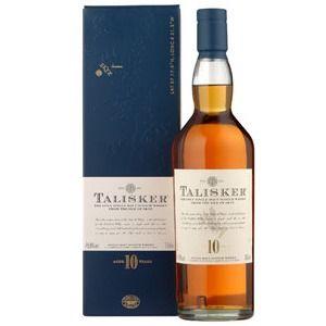 Talisker scotch 10 years