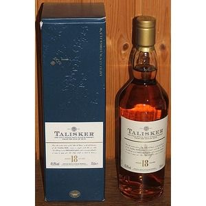 Talisker Scotch 18 Years