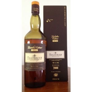 Talisker Scotch Distiller?s Edition