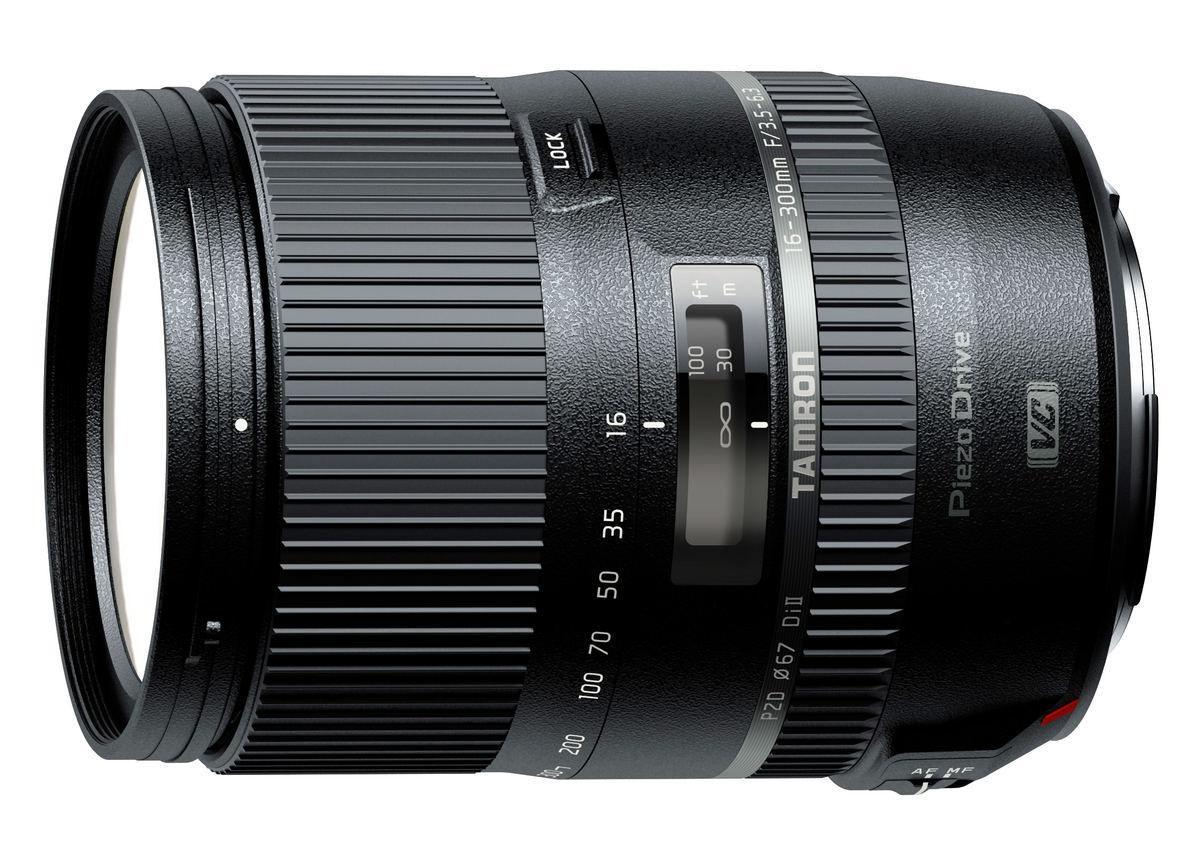 Tamron 16-300mm f/3.5-6.3 Di II VC PZD - Canon EF-S