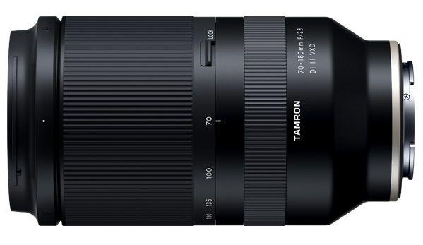Tamron 70-180mm f/2.8 Di III VXD - Sony E