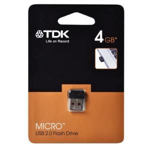 TDK Micro Flash Drive 4 GB
