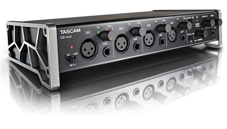 Teac Tascam US-4x4